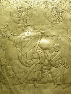 Aspar Imperial Roman Consul (400-471)