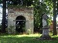 Pidhirtsi Brodivskyi Lvivska-church of Sainted Joseph-arc&monument-1.jpg