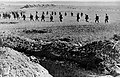 Piechota niemiecka w marszu na Leningrad (2-856).jpg