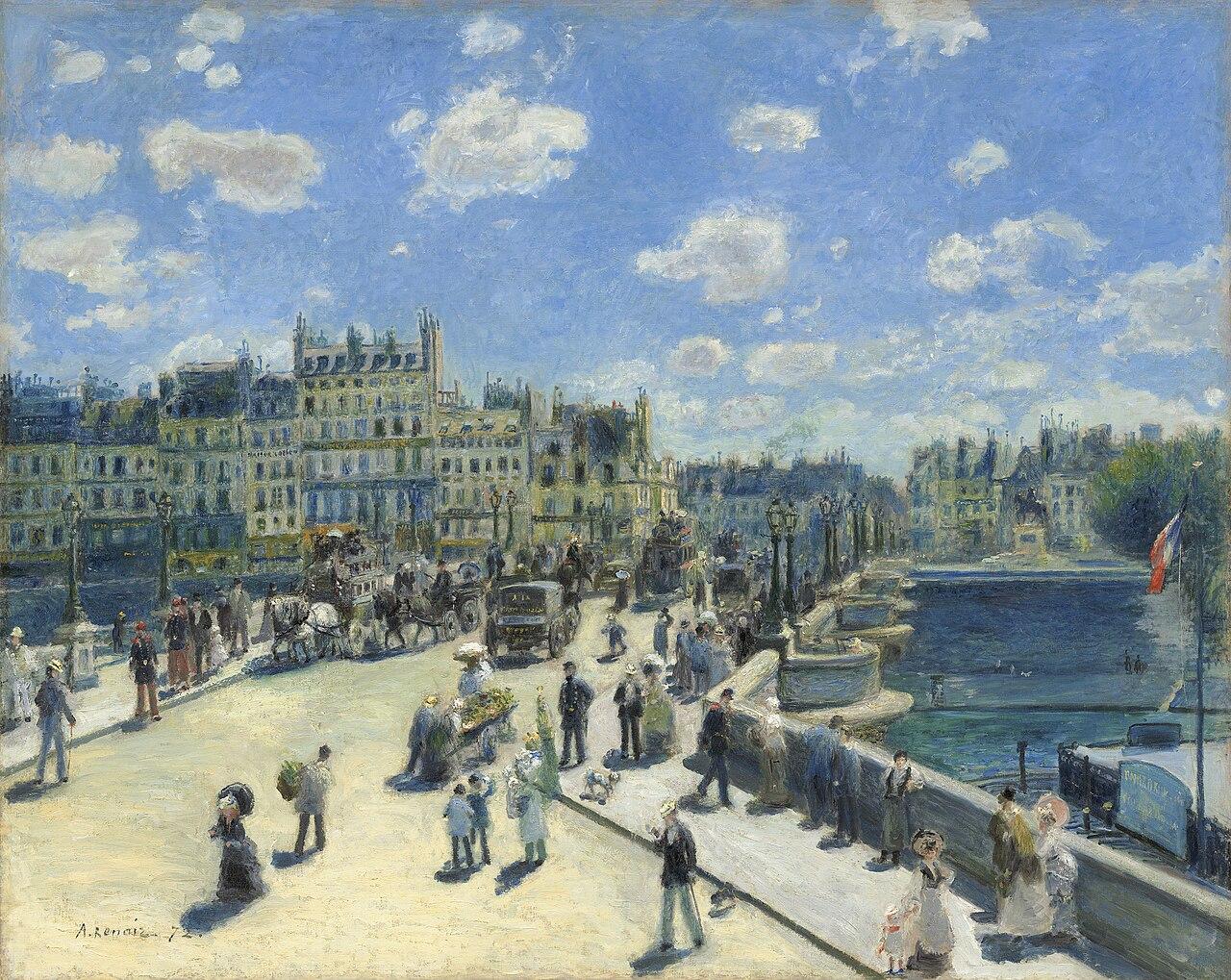 Rimbaud Dans Un Tableau De Renoir Rimbaud Passion