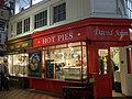 Pies and cakes in the Covered Market - geograph.org.uk - 724420.jpg