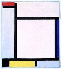 Piet Mondriaan - Compositie met rood, blauw, zwart, geel en grijs - 0334328 - Kunstmuseum Den Haag.jpg