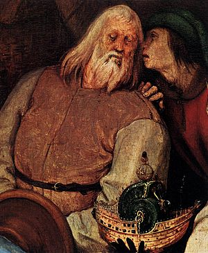 The Adoration of the Kings (Bruegel)