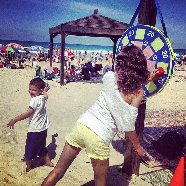 משחקי חוף