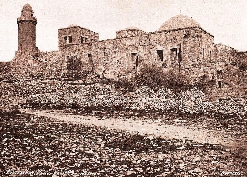 מסגד העלייה על הר הזיתים