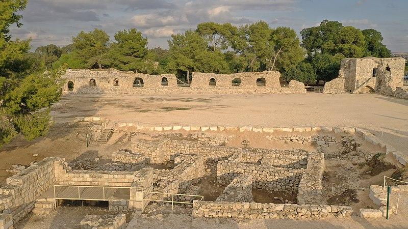 מבצר אנטיפטרוס תל אפק