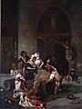 Pillage d une église pendant la Révolution de 1793--Juglar IMG 2414.JPG