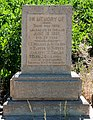 Pinhook Battleground Marker In Grand County Utah.jpg