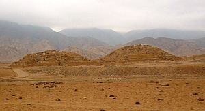 Caral - Remains of Caral