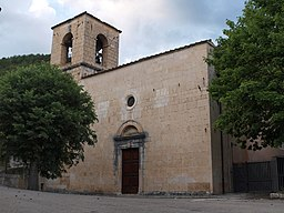 Pizzoli saint Stephen church.jpg
