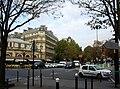 Place Tattegrain - Avenue Henri-Martin, Paris 16.jpg