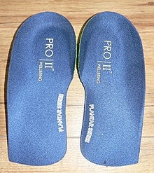 4fdf3df073 A pair of insoles inside shoes may be tried