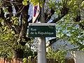 Plaque Rue République - Noisy-le-Grand (FR93) - 2021-04-24 - 2.jpg