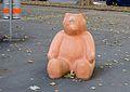 Playground figure bear, Spittelauer Platz.jpg