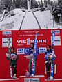 Podium Ladies Worldcup Hinterzarten 2013-01-12 3.jpg