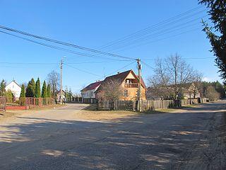 Dobrowoda, Białystok County Village in Podlaskie Voivodeship, Poland