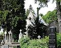 Pohrebná kaplnka, rodina Varady- Szakmáry, cintorín sv. Rozálie Košice, Slovensko.jpg