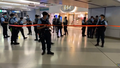 Police in Yuen Long Station stop and search people view 20201021.png
