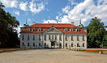 Schloss Nieborów (Quelle: Wikimedia)
