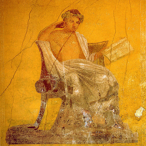 Pompeii - Casa del Menandro - Menander