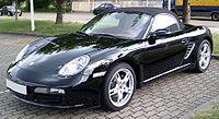 Porsche Boxster thumbnail