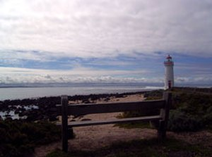 Griffiths Island - Image: Port fairy lighthouse