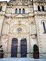 Portails et tympan de l'église Saint Maimboeuf.jpg