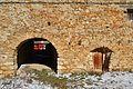 Portals d'una casa a Valdelinares.JPG