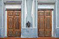 Portes intérieures dune maison du quartier juif (Boukhara, Ouzbékistan) (5694069347).jpg