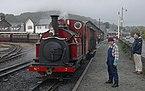 Porthmadog Harbour railway station MMB 01 Prince.jpg