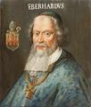 Porträtt föreställande Eberhard von Neisse, polsk biskop - Skoklosters slott - 109860.tif