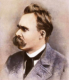 Description de l'image Portrait of Friedrich Nietzsche.jpg