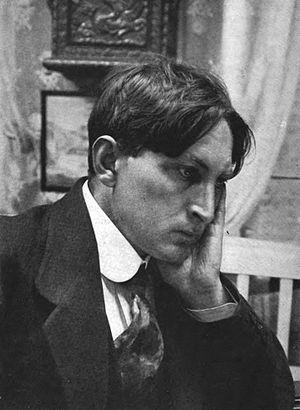 Jóhann Sigurjónsson - Jóhann Sigurjónsson in 1916