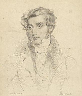 John Braithwaite (engineer) - Image: Portrait of John Braithwaite Esqr (4673644)