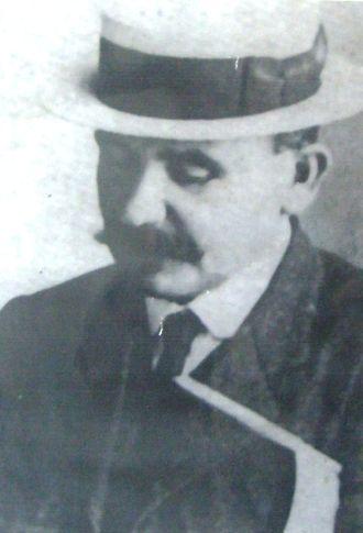 Manwel Dimech - Manwel Dimech in 1911