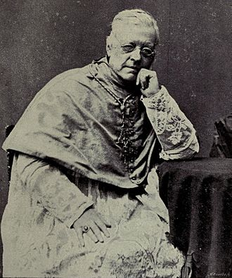 William Bernard Ullathorne - Image: Portrait of William Bernard Ullathorne