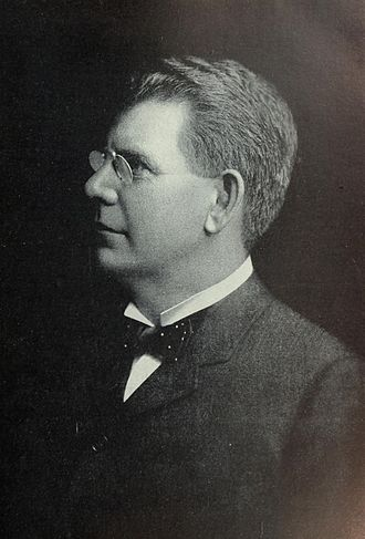 William Henry Moore (judge) - Moore circa 1905