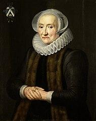 Portrait of Alid van der Laen (1542-1626)
