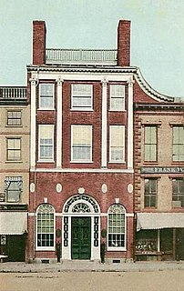 Portsmouth Athenæum United States historic place