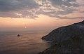 Posta de sol a Fisterra (Galícia) - panoramio.jpg