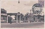 Postal Avenida Paulista - Trianon, circulado em 1933.jpg