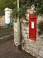 Postbox, South Road, Newton Abbot - geograph.org.uk - 1553424.jpg
