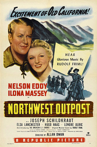 Northwest Outpost - Theatrical poster