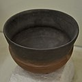 Pottery - Sonkh - Showcase 6-15 - Prehistory and Terracotta Gallery - Government Museum - Mathura 2013-02-24 6471.JPG