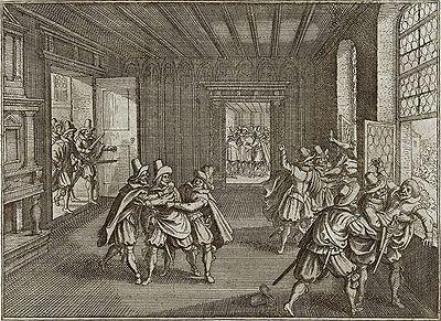 Prager Fenstersturz 1618