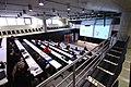 Praha, Dejvice, NTK, Wikikonference 2011, prezentace Pirátské strany.jpg
