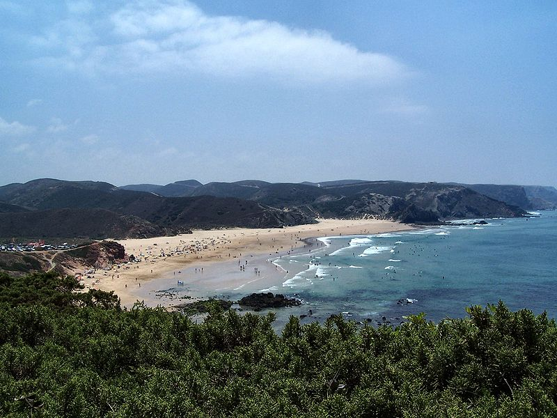 Image:Praia do Amado - I.jpg