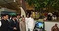 "Pranab Mukherjee visiting the ""Krishi Vasant"" agriculture exhibition, in Nagpur. The Governor of Maharashtra, Shri K. Sankaranarayanan, the Union Minister for Agriculture and Food Processing Industries, Shri Sharad Pawar.jpg"