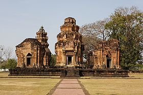 Image illustrative de l'article Prasat Sikhoraphum