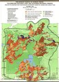 Preliminary survey of burned areas, Yellowstone National Park and adjoining national forests - October, 1988 (burned areas as of Sept. 15, 1988) LOC 89691739.tif